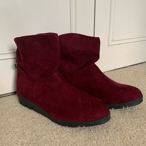 Basic edition KMART ankle boots size 8